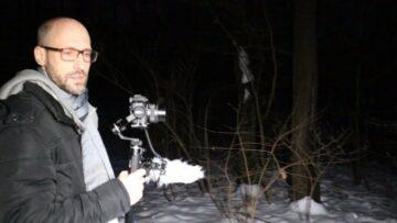 Éjszaka az erdőben és apavlogger találkozó | 10. rész | Mesterházi Dávid – Apavlog