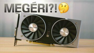 MEGÉRI?! | NVIDIA GeForce RTX 2060 teszt
