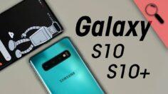 Samsung Galaxy S10 / S10+ teszt – tényleg jó lett!