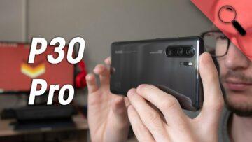 A legjobb FOTÓS mobil! | Huawei P30 Pro teszt