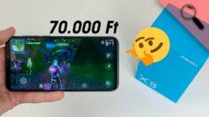 A legolcsóbb mobil, amin fut a Fortnite | Meizu X8 teszt