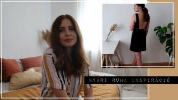 nyári ruha inspiráció & izgalmas bejelentések   HeyJulie