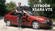 Citroën Xsara VTS teszt – ezen meg fogsz lepődni!
