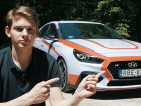Hyundai i30N teszt – nem ezt várnád egy Hyundaitól